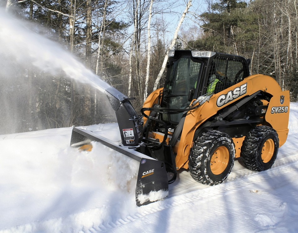 Blower Snow Removal Equipment : Nj commercial snow plowing